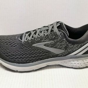 Brooks Ghost 11 Shoes Gray 11.5 D